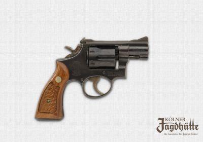 Smith&Wesson Revolver Mod. 15-3 Kal. .38 Spez.